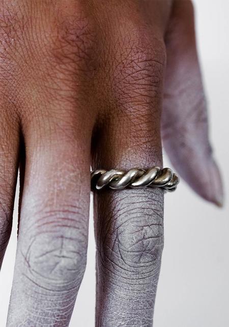 Sadé Helios Minor Ring - Sterling Silver