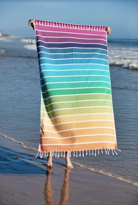 Riviera Towel Company Neapolitan Turkish Towel