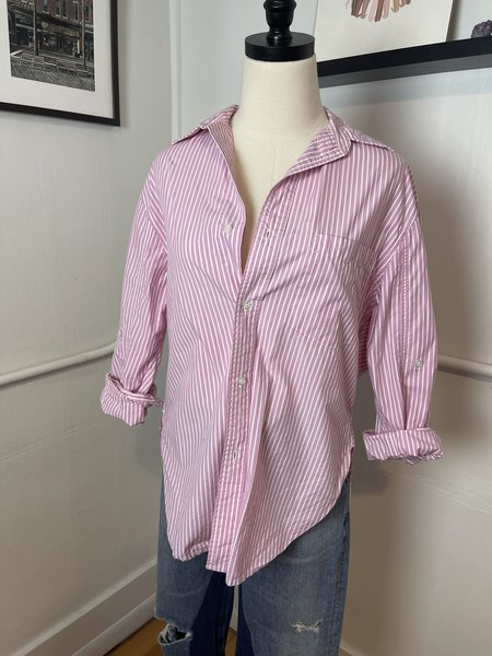 Citizens of Humanity Relaxed Button Down - Pink