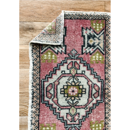 The Elevated Abode Rhyse Vintage Rug
