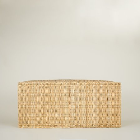 Hawkins New York Woven Coffee Table - Natural