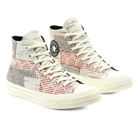 Converse Patchwork Chuck 70 Hi Sneakers