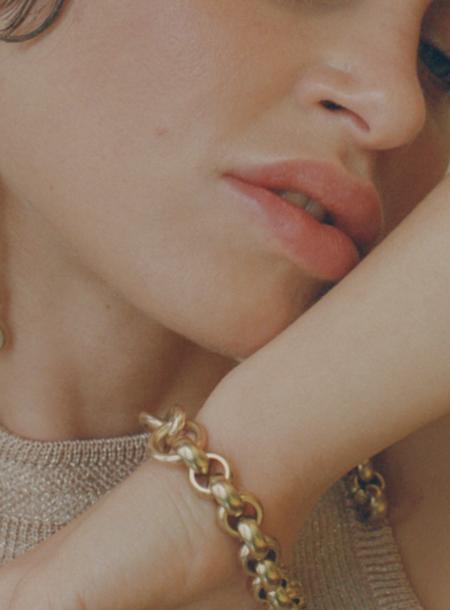 Laura Lombardi piera bracelet - Gold