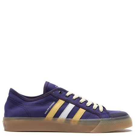 adidas by Wales Bonner Nizza Lo Unity - Purple/Gold