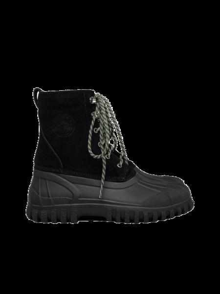 Unisex Diemme Anatra Boot - Black Suede
