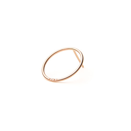 Winden Rose Gold Gwynne Earring