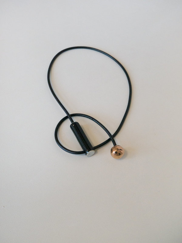 Jujumade Pipe Necklace