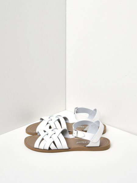 Saltwater Sandals 600 SERIEs shoes - White
