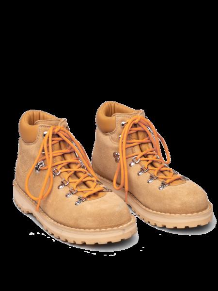 UNISEX Diemme Roccia Vet Desert Oasis Shearling shoes - Beige