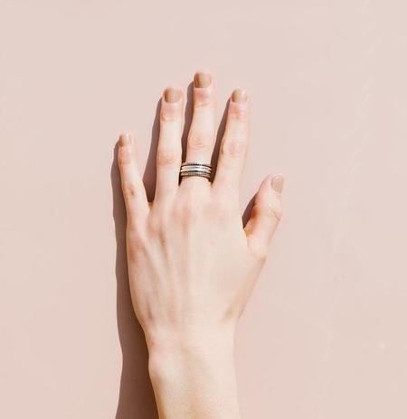 Sierra Winter Jewelry Highway Ring - Sterling Silver