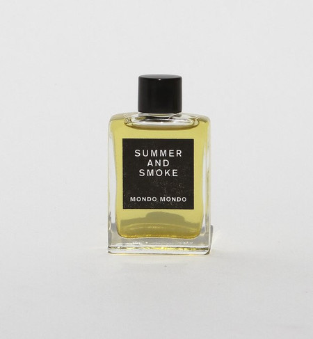 Mondo Mondo Summer & Smoke - Perfume Oil