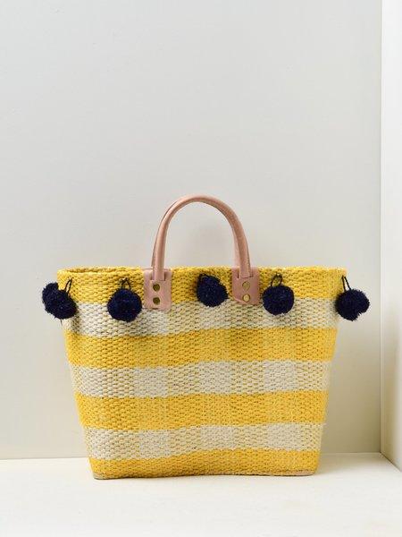 Mar Y Sol Pompei Bag - Sunflower