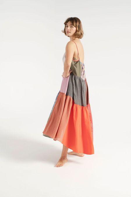 La Reunion Studio Patchwork Dress 6