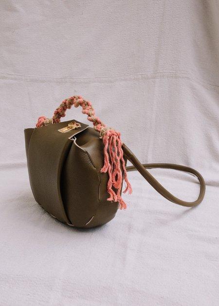 IL Cigno Nero Bauletto Vanity Bag