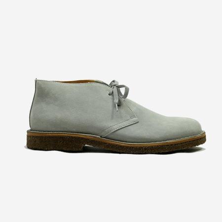 Astorflex Greenflex Suede Desert Boot - Grigio Grey