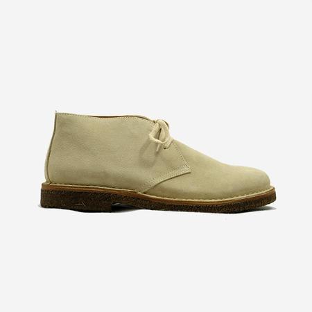 Astorflex Greenflex Suede Desert Boots - Sabbia Sand