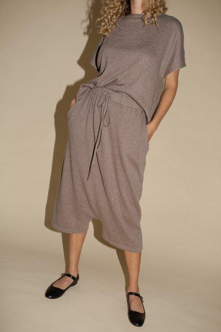 Lauren Manoogian New Playa Pants - Umber Melange