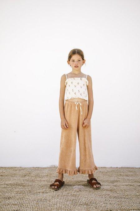 Kids Liilu Terry Pant - Sunkiss