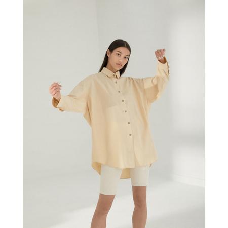 Monica Cordera Oversize Shirt - Chamomile