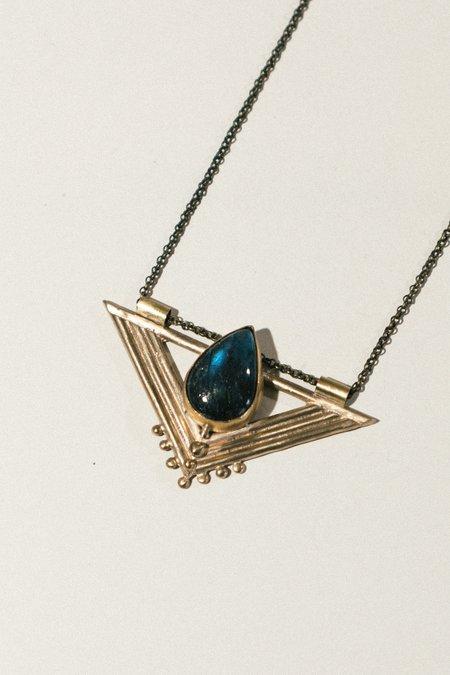 Stray Wadjet Necklace - Bronze