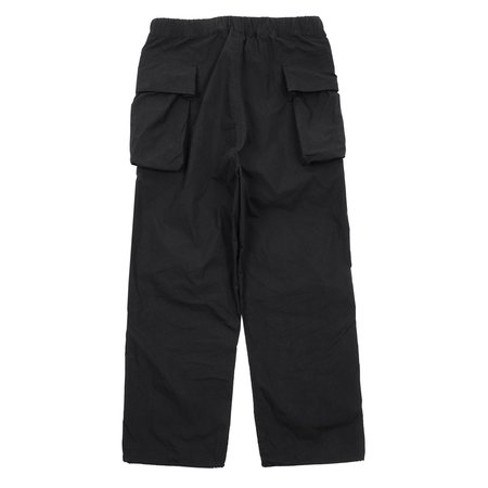 Snow Peak Indigo C/N Pants - Black