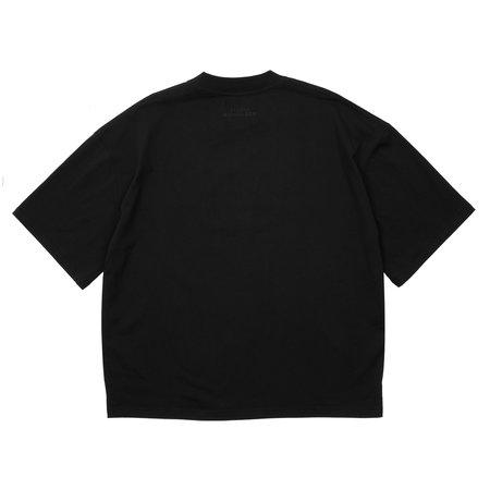 Studio Nicholson Piu T-shirt - Black