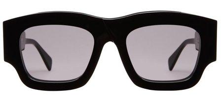 Kuboraum C8 eyewear - black