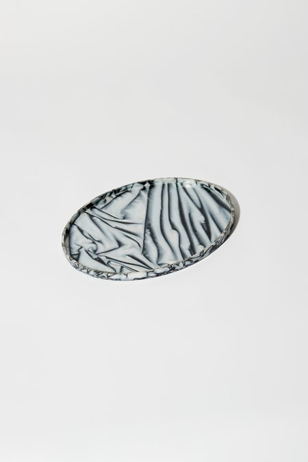 Aeyre Oval Tray - Zebra