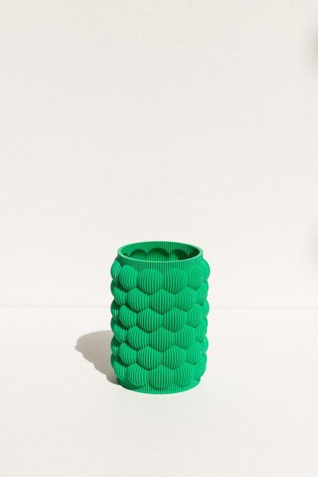 UAU Project S Vase 2 - Bright Green