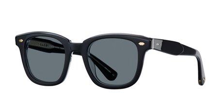 Garrett Leight Calabar eyewear - Black Laminate