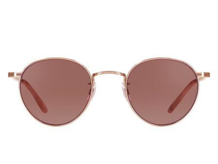 Garrett Leight Wilson M 46 eyewear - Pink