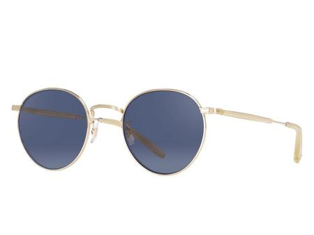 Garrett Leight Wilson M 46 eyewear - Blue