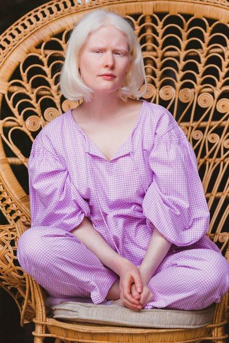 Little Tienda Marta Blouse - Lilac Dreaming