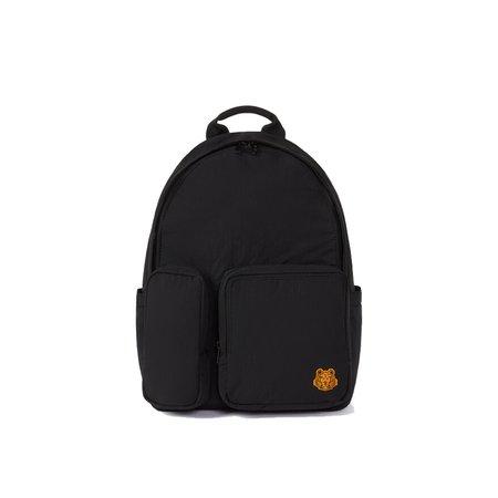 Kenzo Nylon Tiger Backpack - Black
