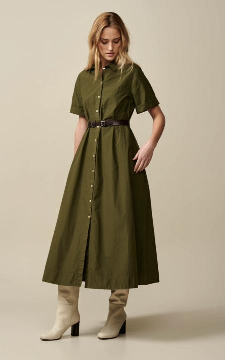 Bellerose VALIE DRESS - OLIVE