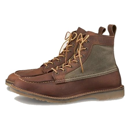 Red Wing Shoes WACOUTA MEN'S 6-INCH BOOT - COPPER ROUGH & TOUGH LEATHER