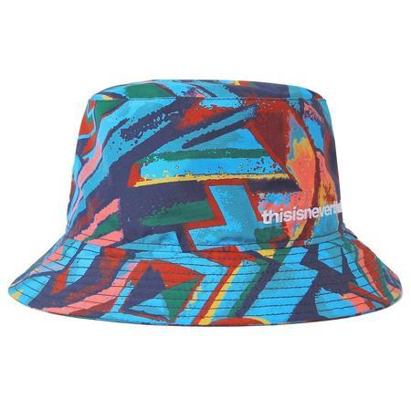 ThisIsNeverThat GORE-TEX Paclite Buket hat - Moquette Print