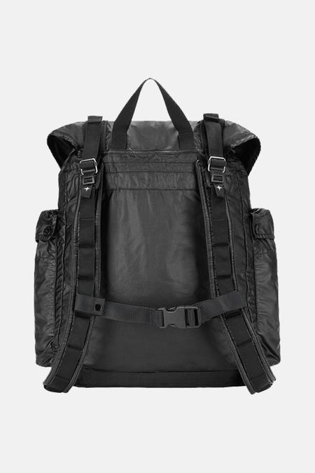 Stone Island Rucksack bag - Black