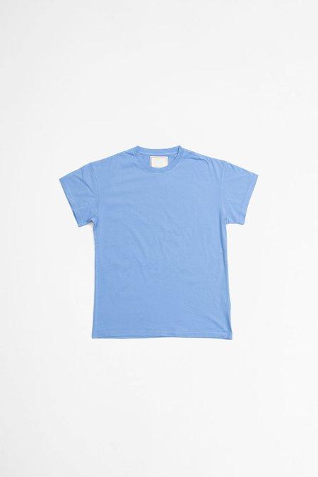 Jeanerica Marcel 180 classic tee - sport blue