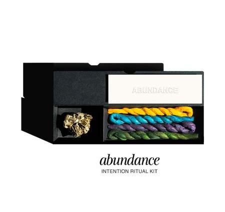 UnitedOther Abundance Intention Ritual Incense Kit