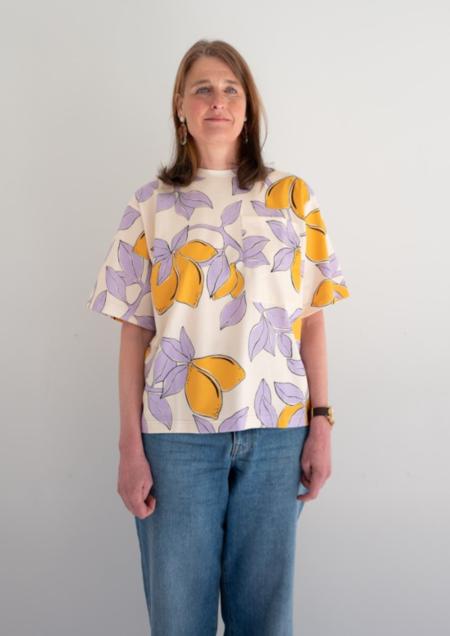 Stine Goya Katalina Shirt - Lemons