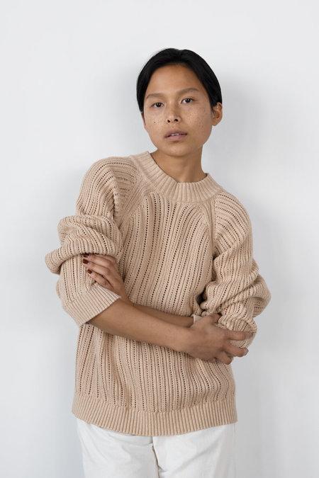 Wol Hide Sweatshirt sweater - SAGE