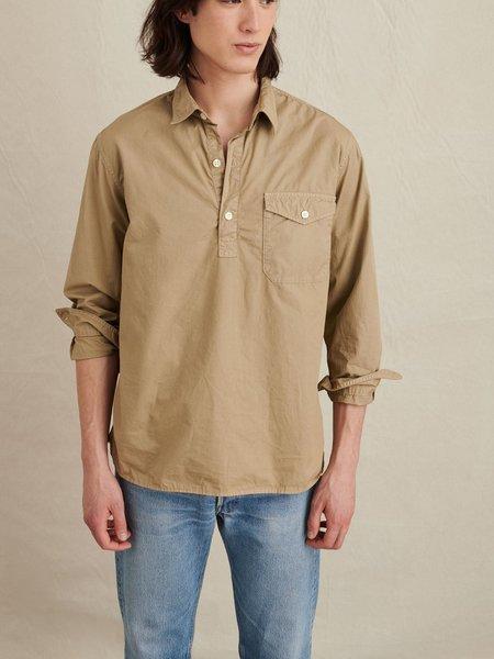 Alex Mill Popover Shirt - Vintage Khaki