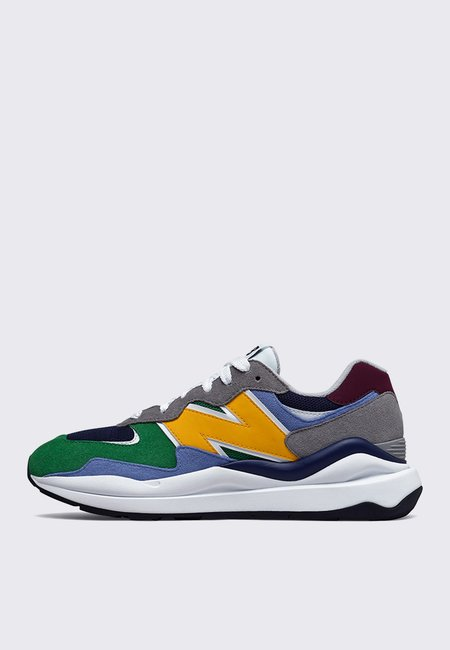 UNISEX New Balance 57/40 Sneakers - yellow/green