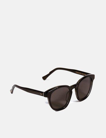 Oscar Deen Morris Sunglasses - black