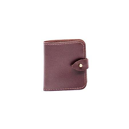 Erin Templeton tidy wallet - Brown
