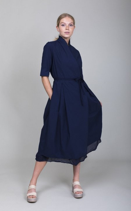 H+ Hannoh Wessel Rosangela Dress - Ink
