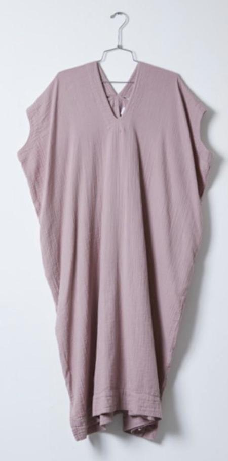 Atelier Delphine Crescent long Dress - Desert Lavender