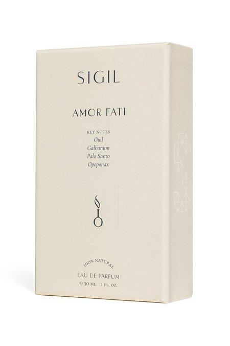 Sigil Scent Amor Fati Perfume