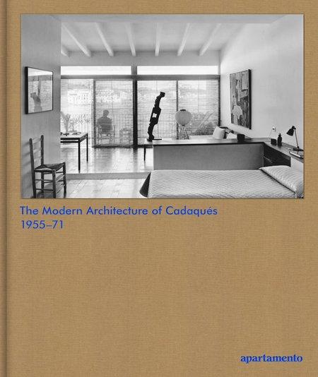 """Apartamento """"The Modern Architecture of Cadaqués: 1955–71"""" by Nacho Alegre and Osccar Tusquets Book"""